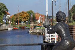 Carolinensiel-Hafen